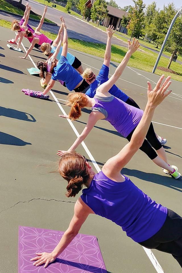 Postpartum Fitness Exercise Cincinnati Dayton