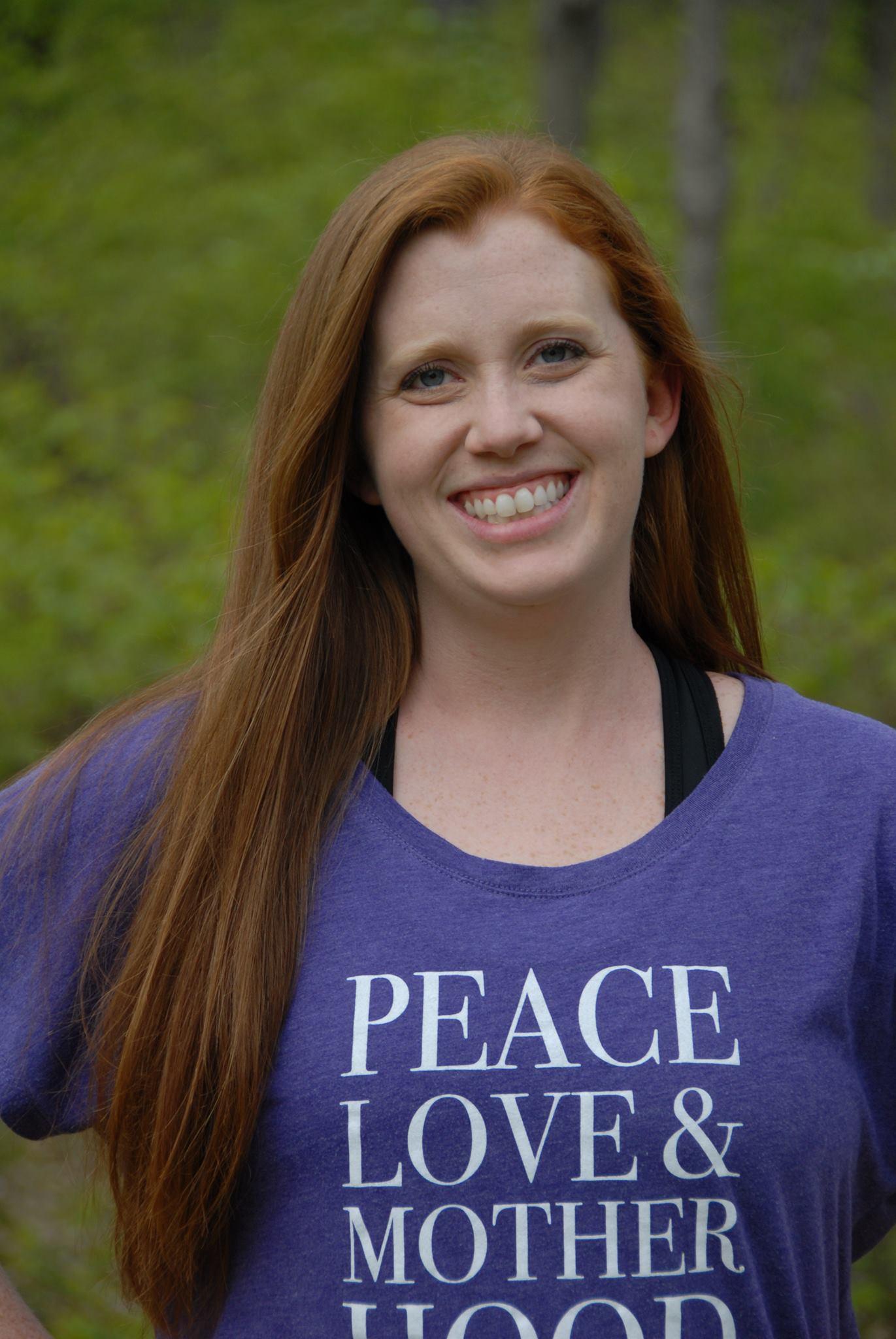 Colleen Fit4Mom Prenatal Postpartum Fitness Instructor