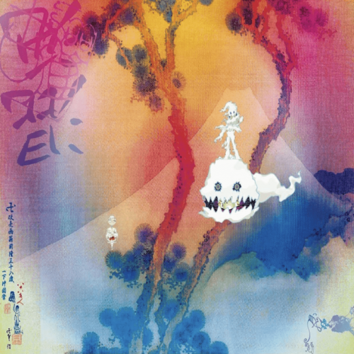 3. Kids See Ghosts