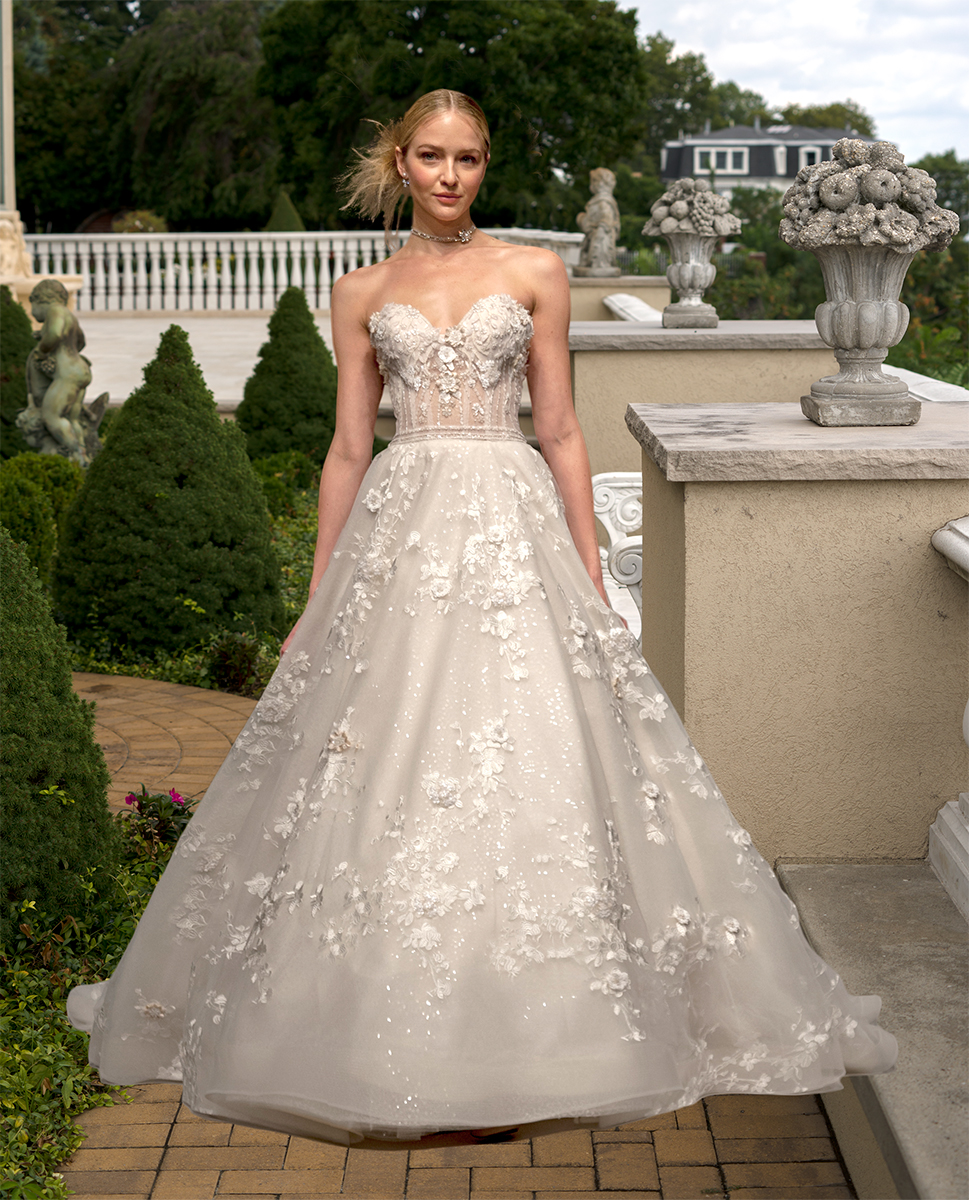 Wedding Gown Terminology Defined Mestad S Bridal And