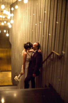 You're finally husband and wife, and there's nothing rude about sneaking away for a few minutes for some alone time. It will give him time to gush over how gorgeous you look and for the both of you to reflect on the ceremony. In fact, in Jewish tradition, couples spend alone time in another room to signify their new status as husband and wife.