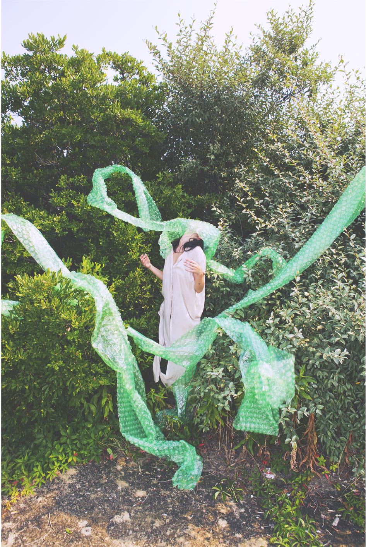 Green Spirit , photograph by Tony Farfalla