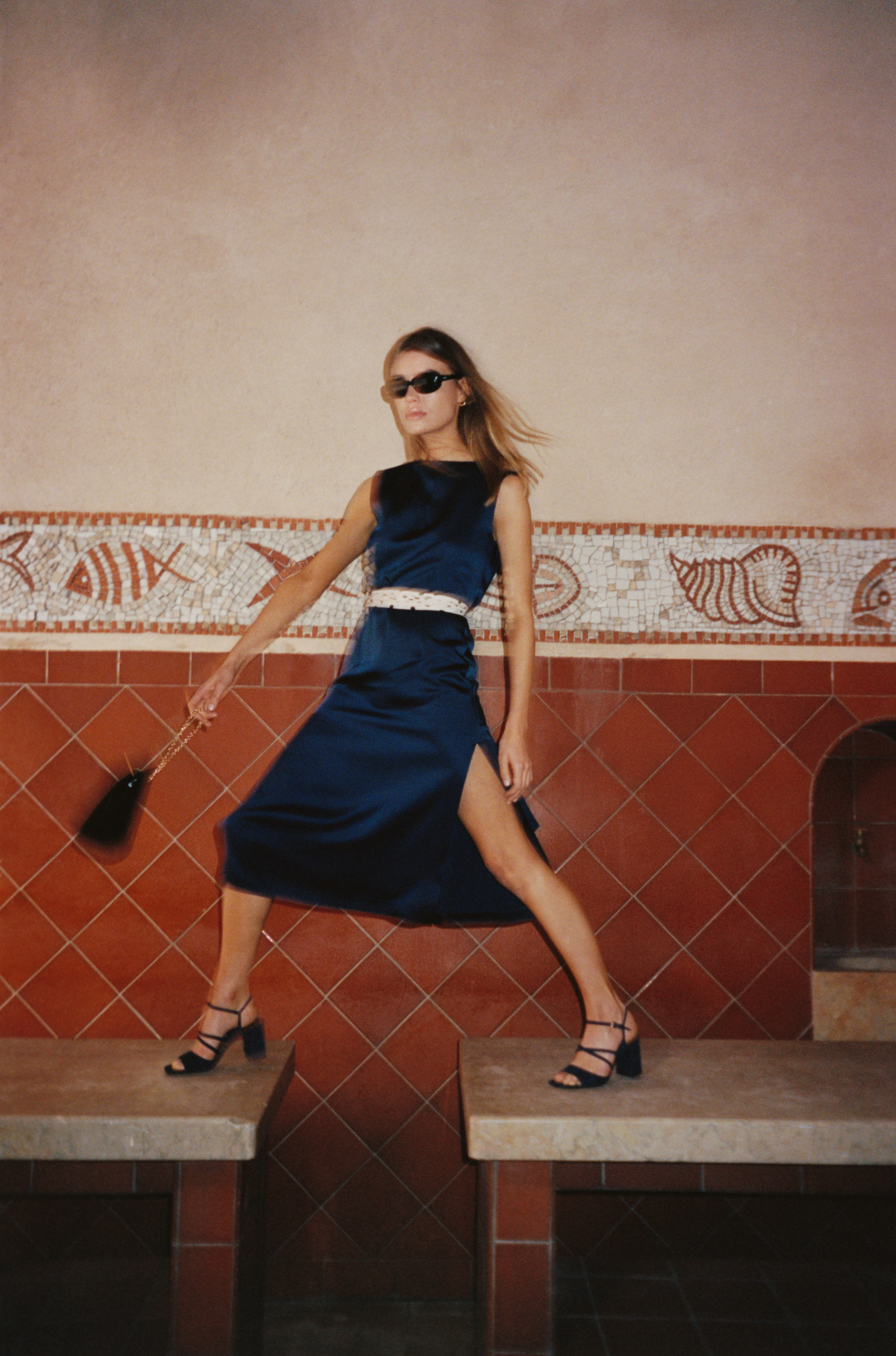 Photographed by Camille Summers-Valli for Mirae Paris
