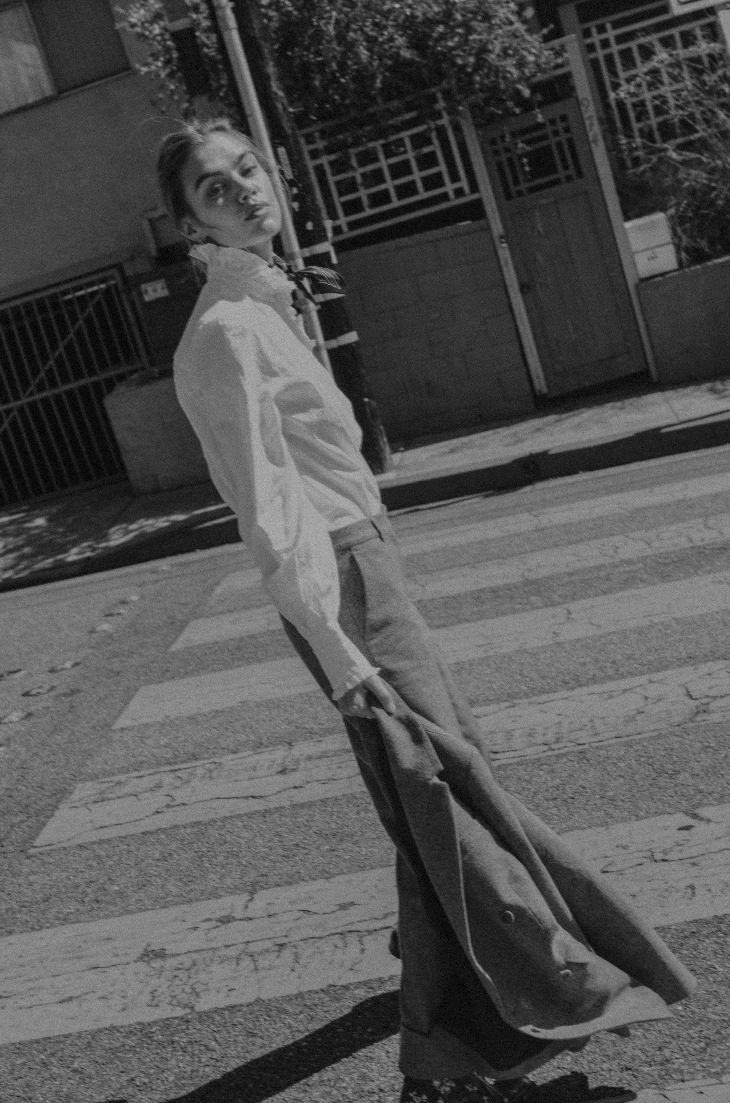 Photographed by Cibelle Levi for Ederm x H&M