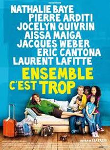 Ensemble C'est trop 2009 (Canal Studio)