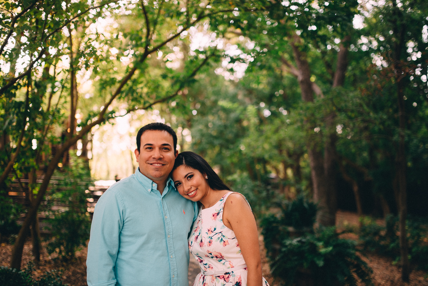 Gruene Engagement Session