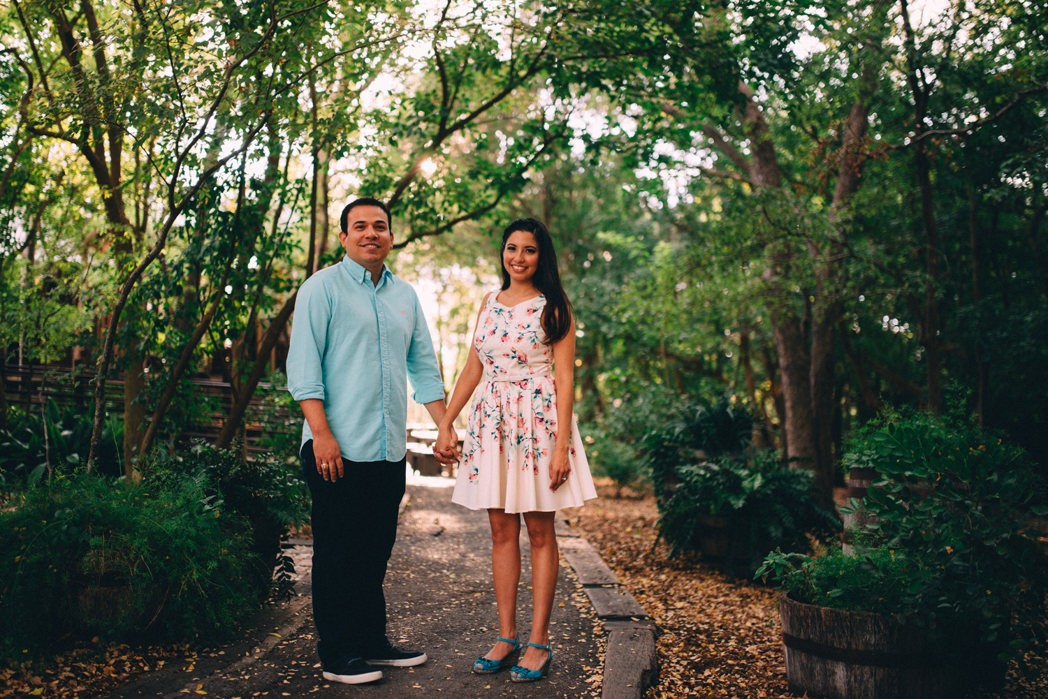 Gruene Hall Engagement Photos