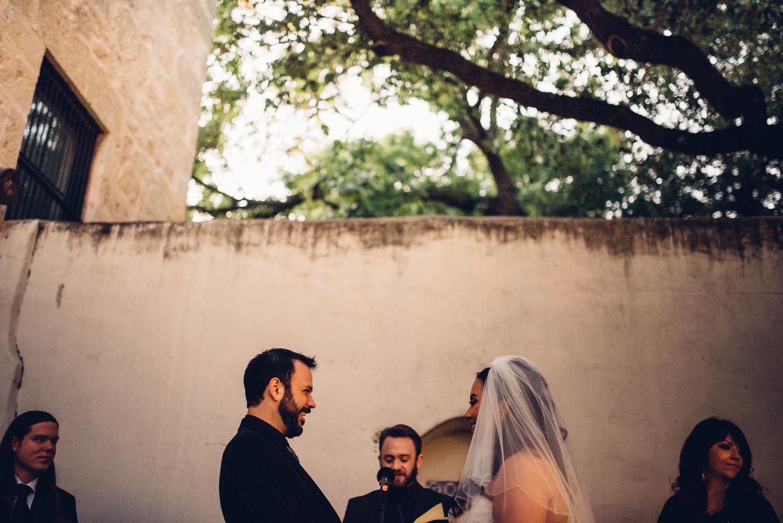 Spanish Governor's Palace Wedding Photography