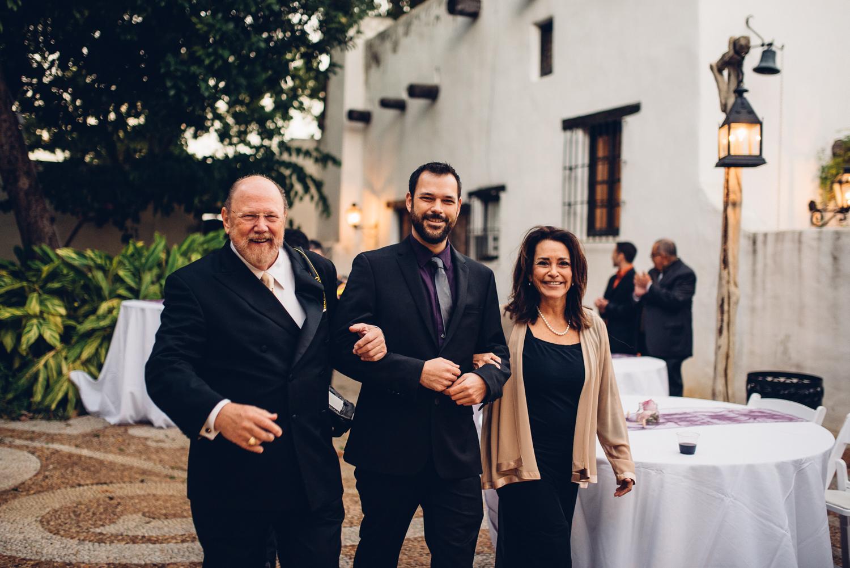 Spanish Governor's Palace Wedding