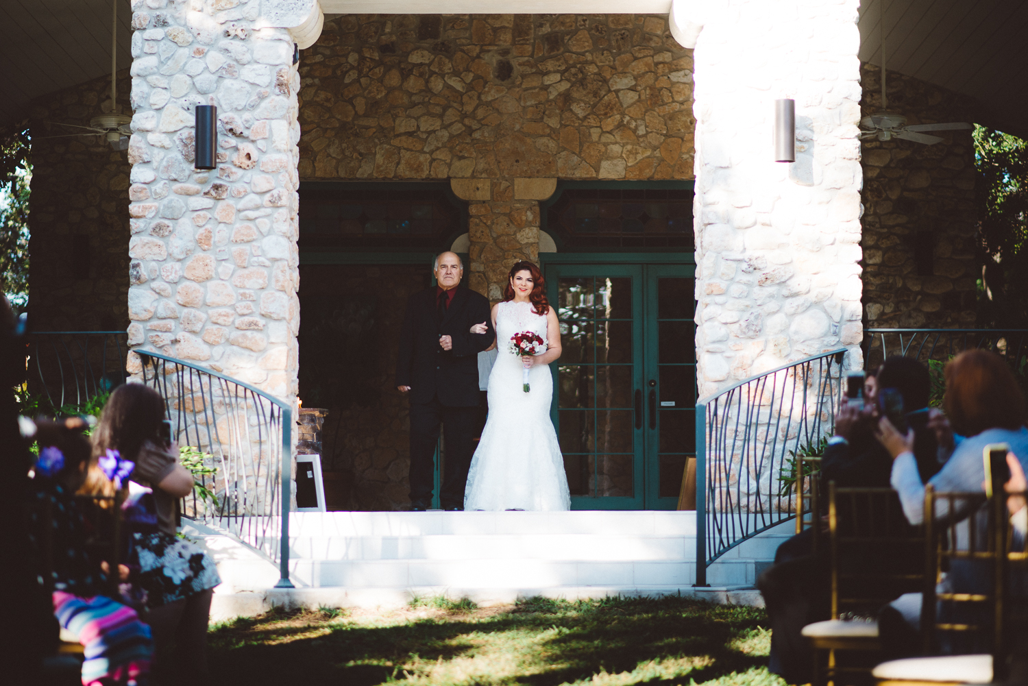 The Veranda San Antonio Wedding
