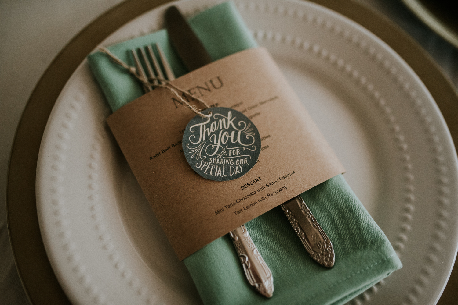 Hill Country Wedding Details