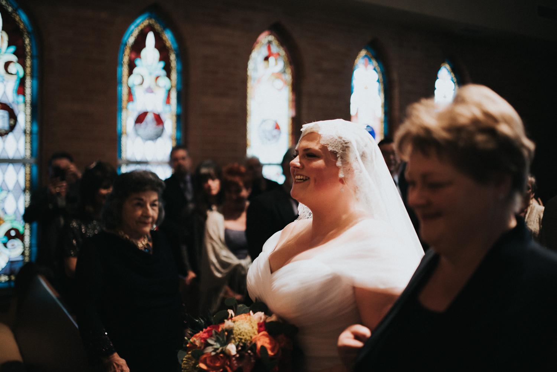 Grace Lutheran San Antonio Wedding