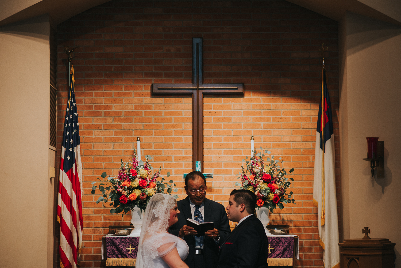 Grace Lutheran Wedding