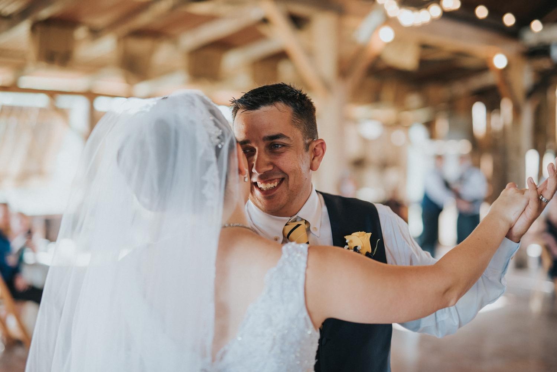 Texas Wedding First Dance