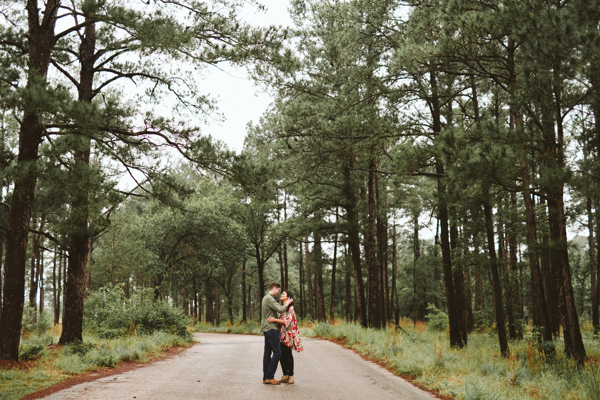 Bastrop State Park Engagement