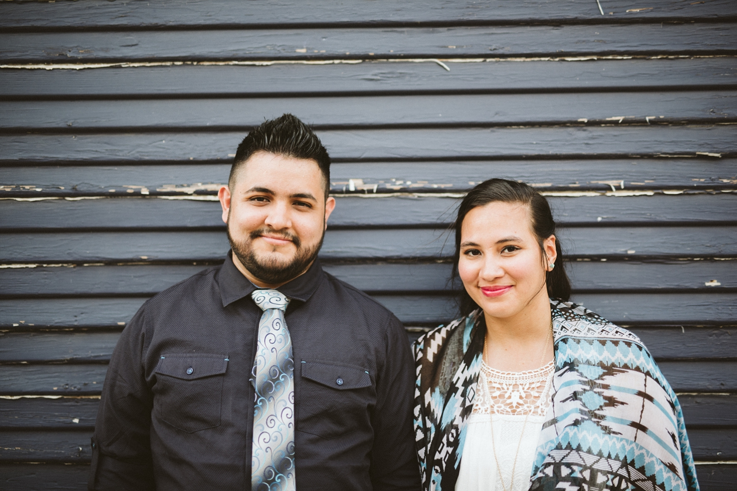 Downtown Round Rock Engagement