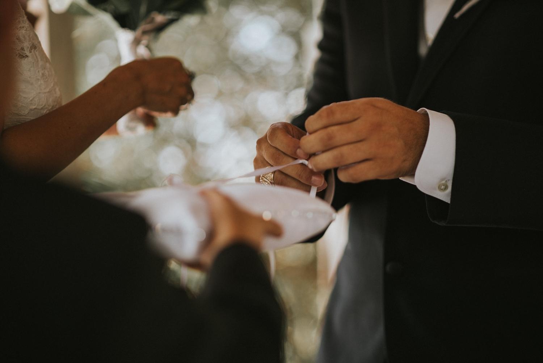 New Braunfels Conservation Society Wedding