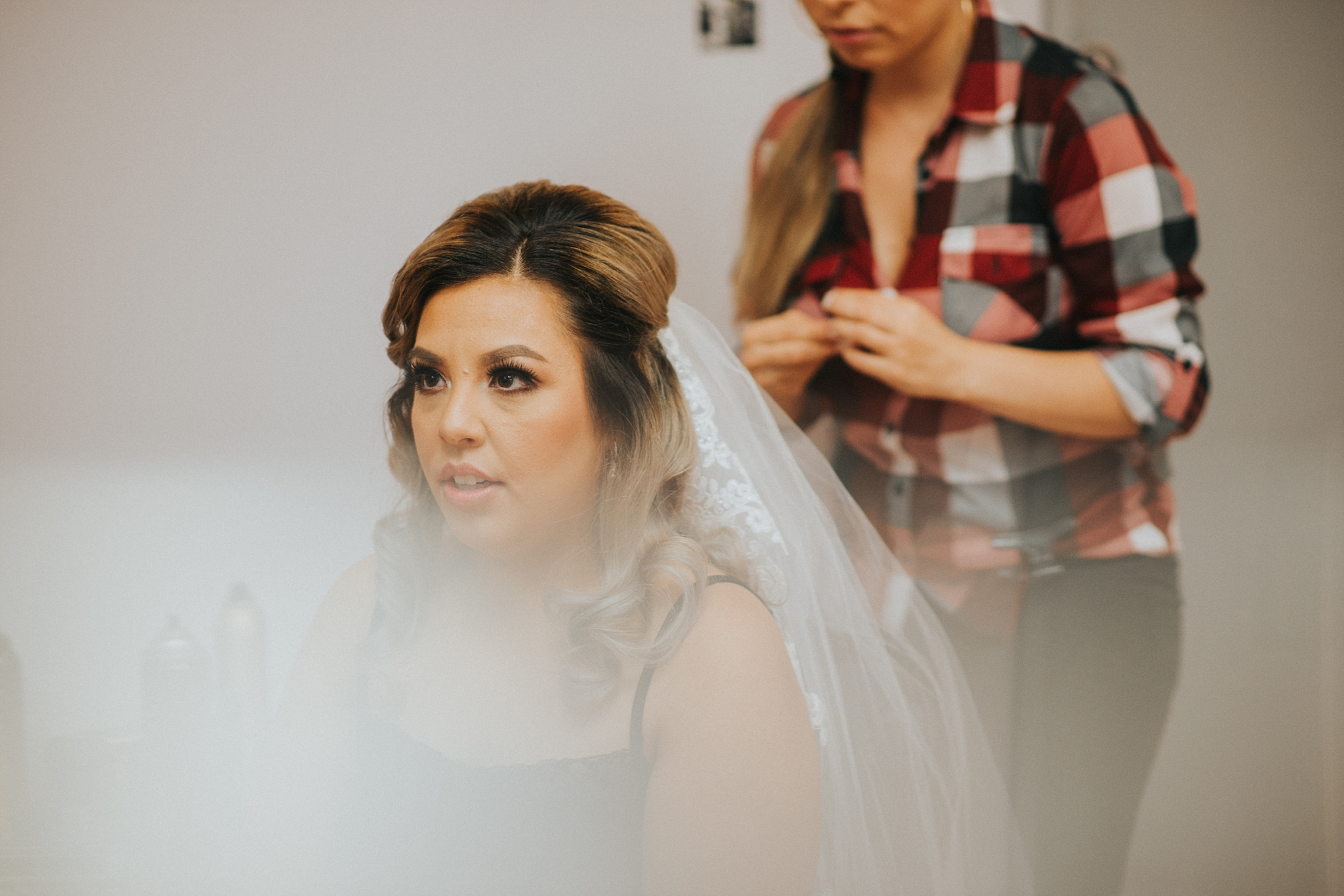 San Antonio Wedding Bridal Preparations