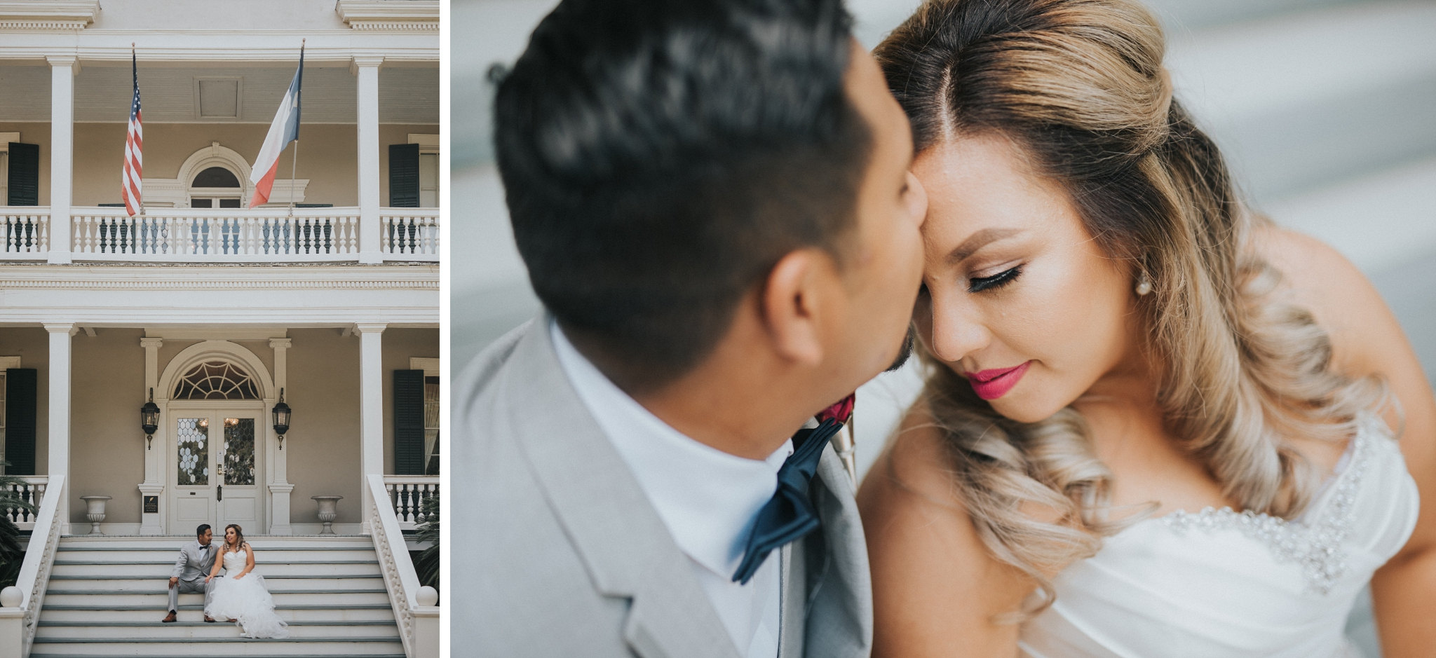 Oge House Inn Wedding Portraits
