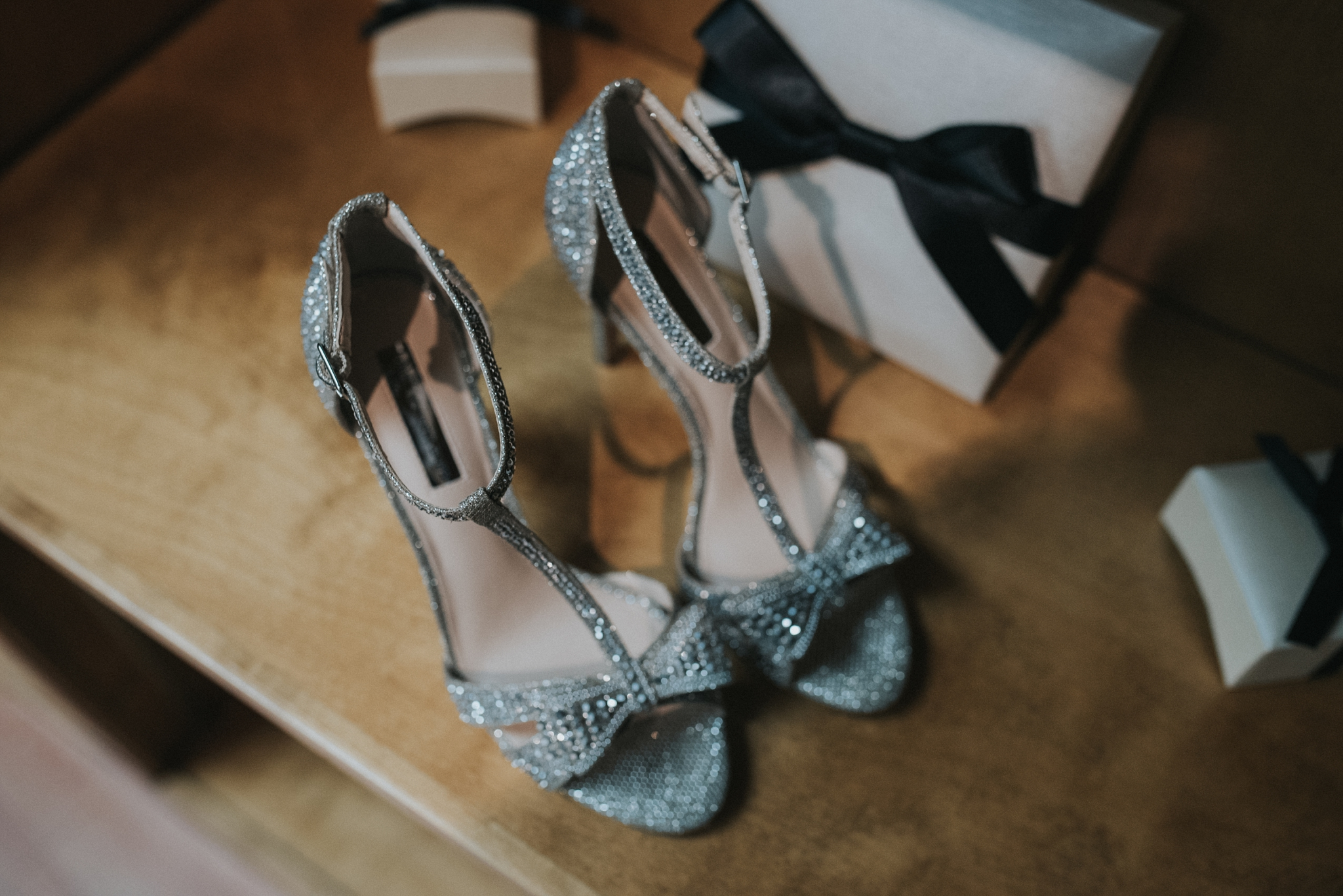 Brides's Shoes