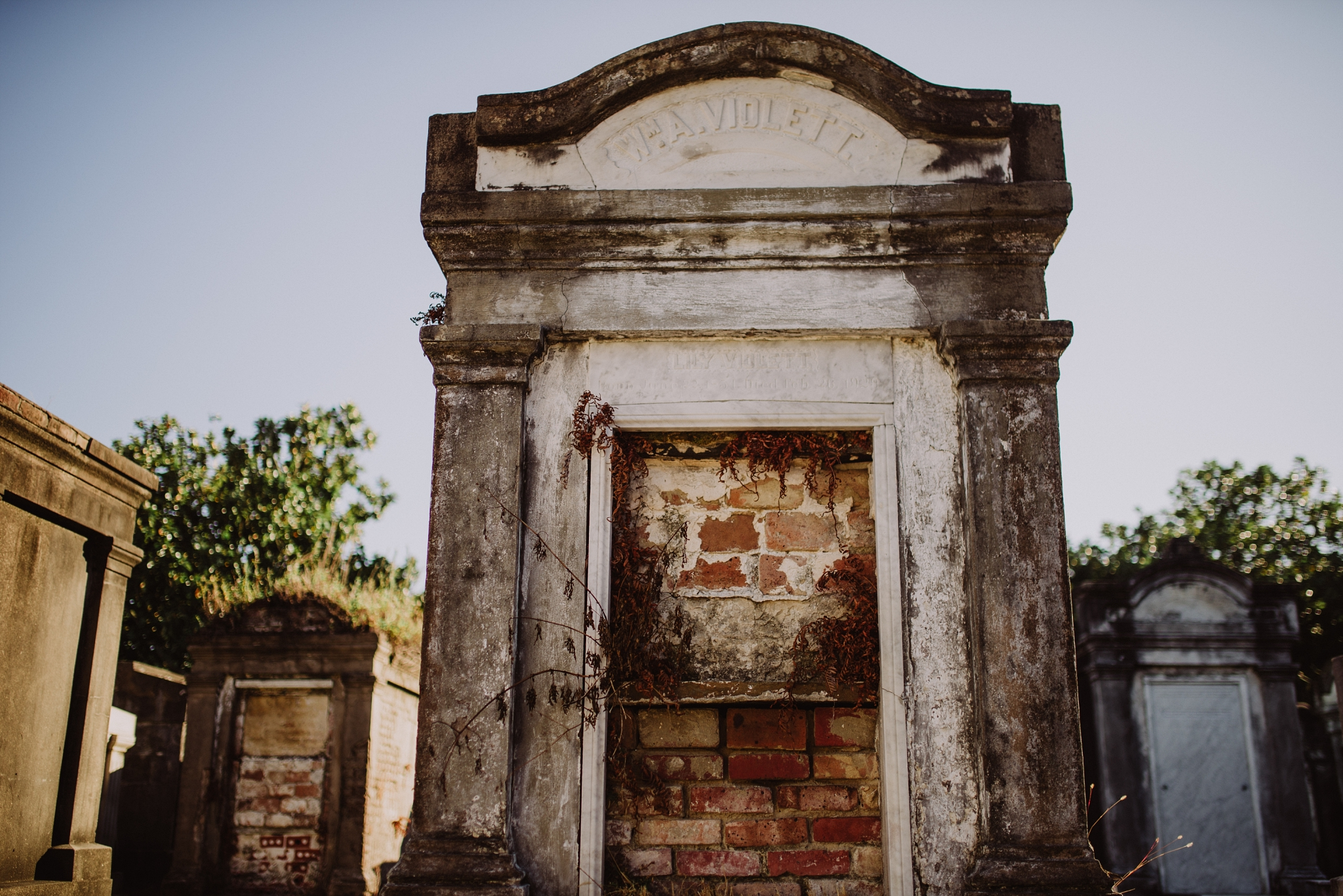 Lafayette Cemetery Tomb