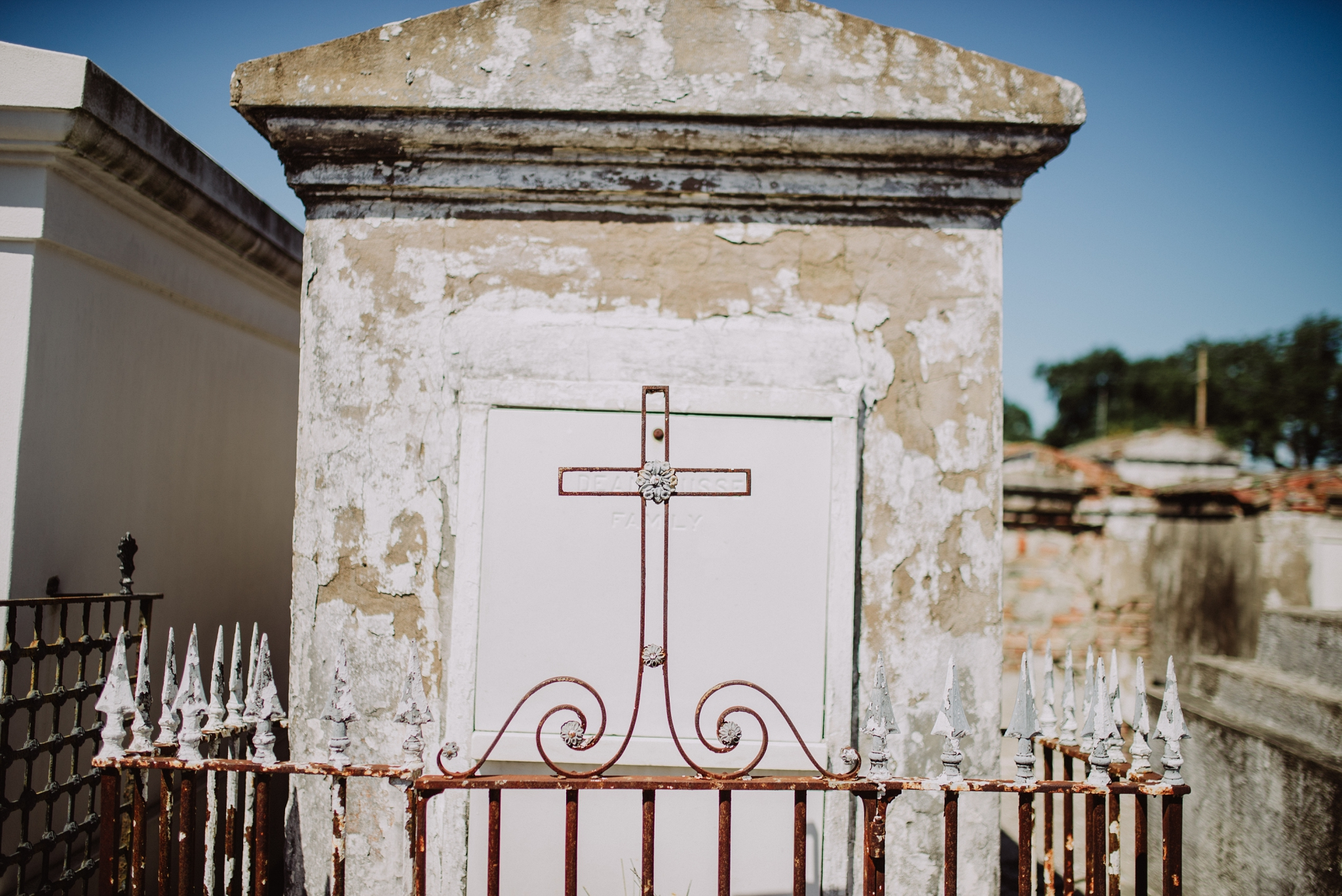 St Louis Cemetery 2