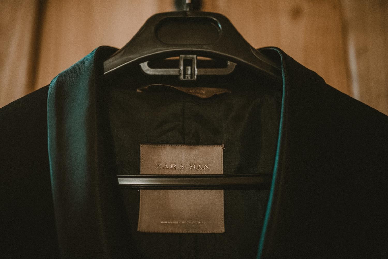 Zara Man Wedding Suit