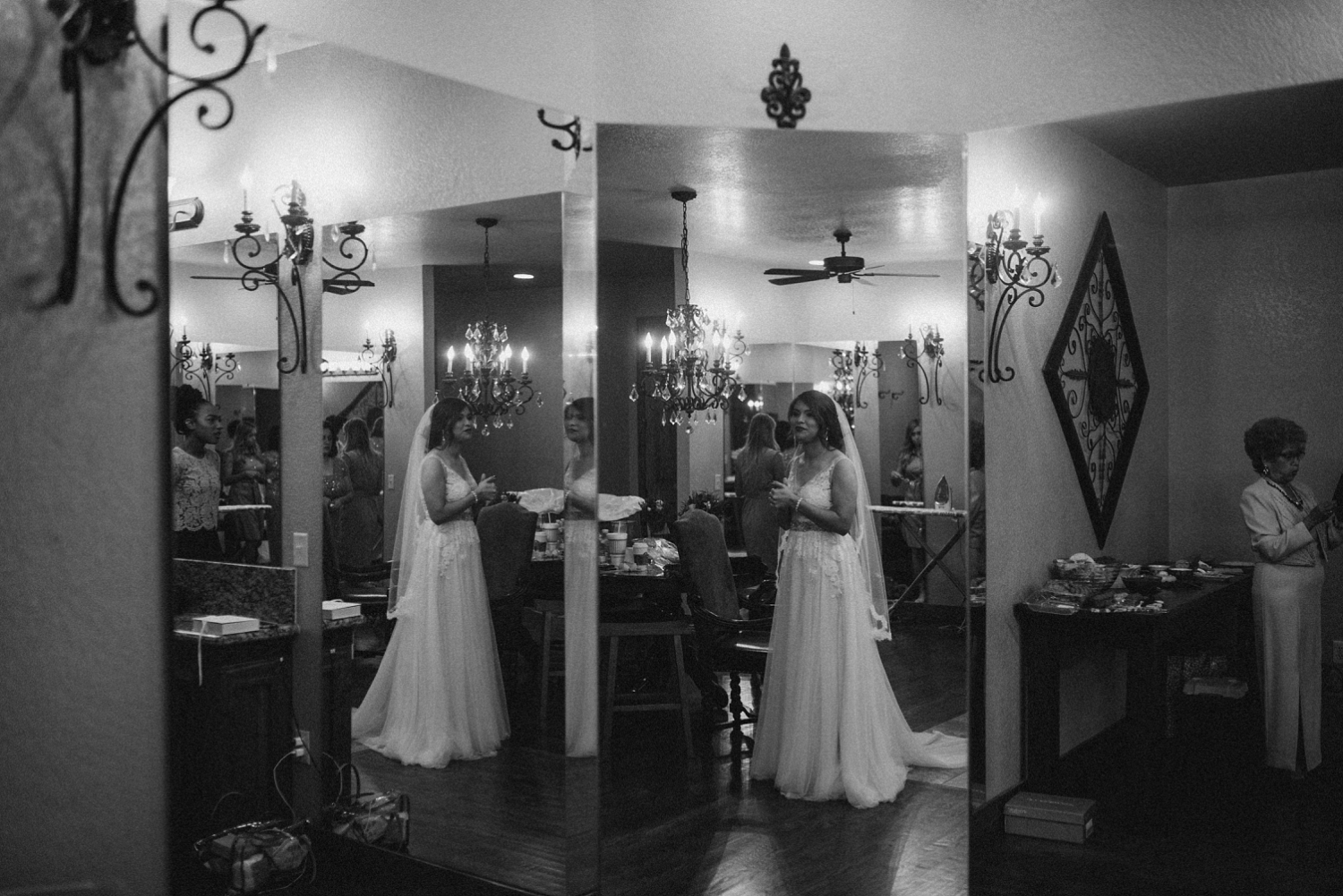 Bridal Suite at The Springs