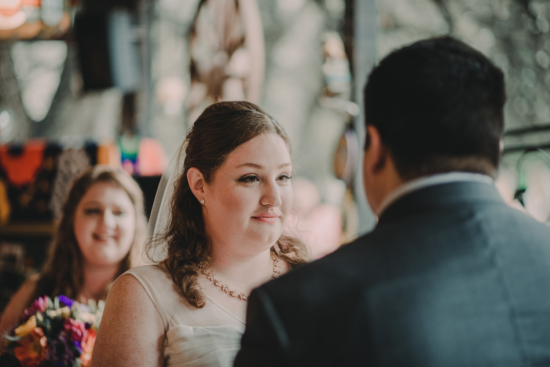 austin wedding vows