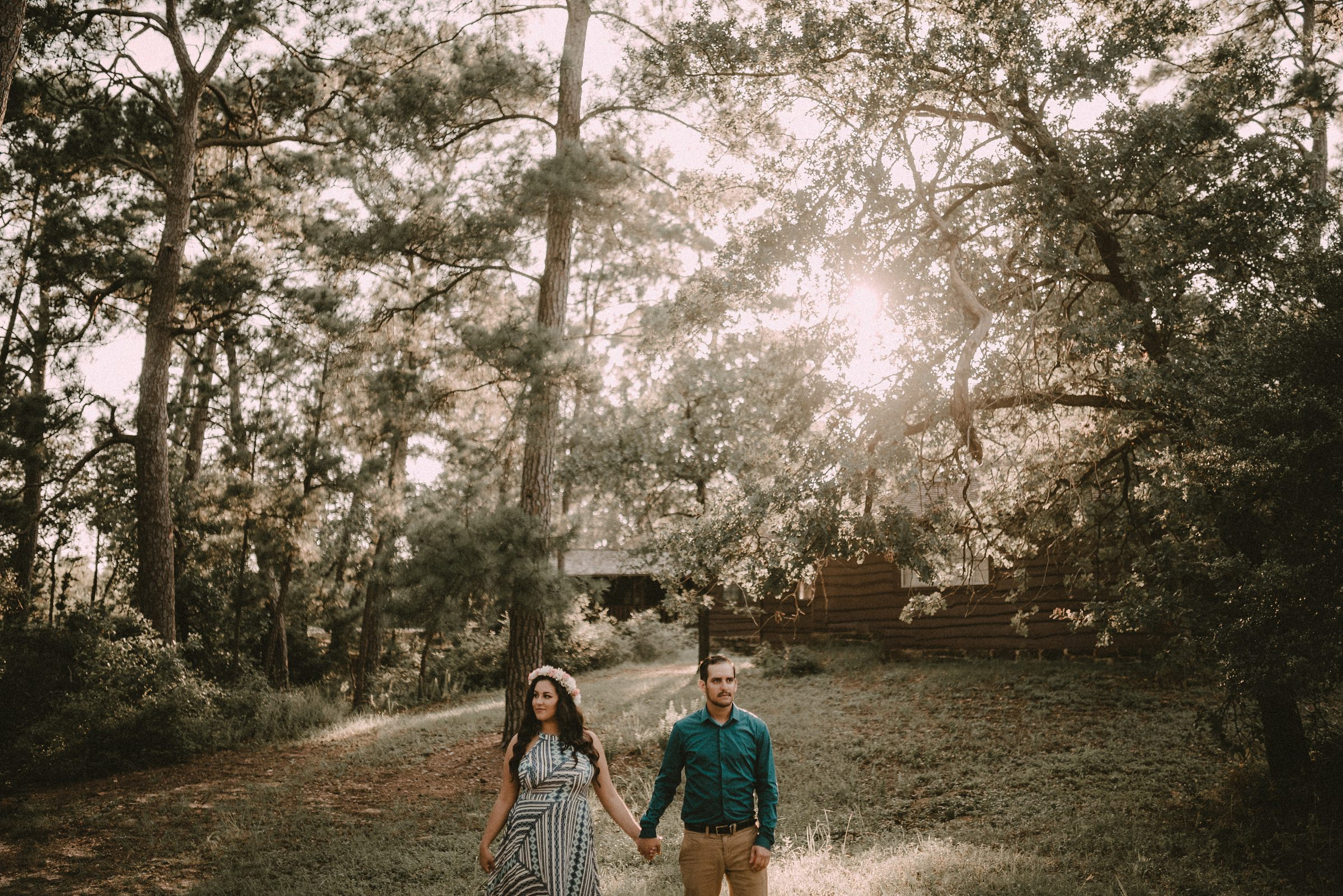 Bastrop Engagement Session
