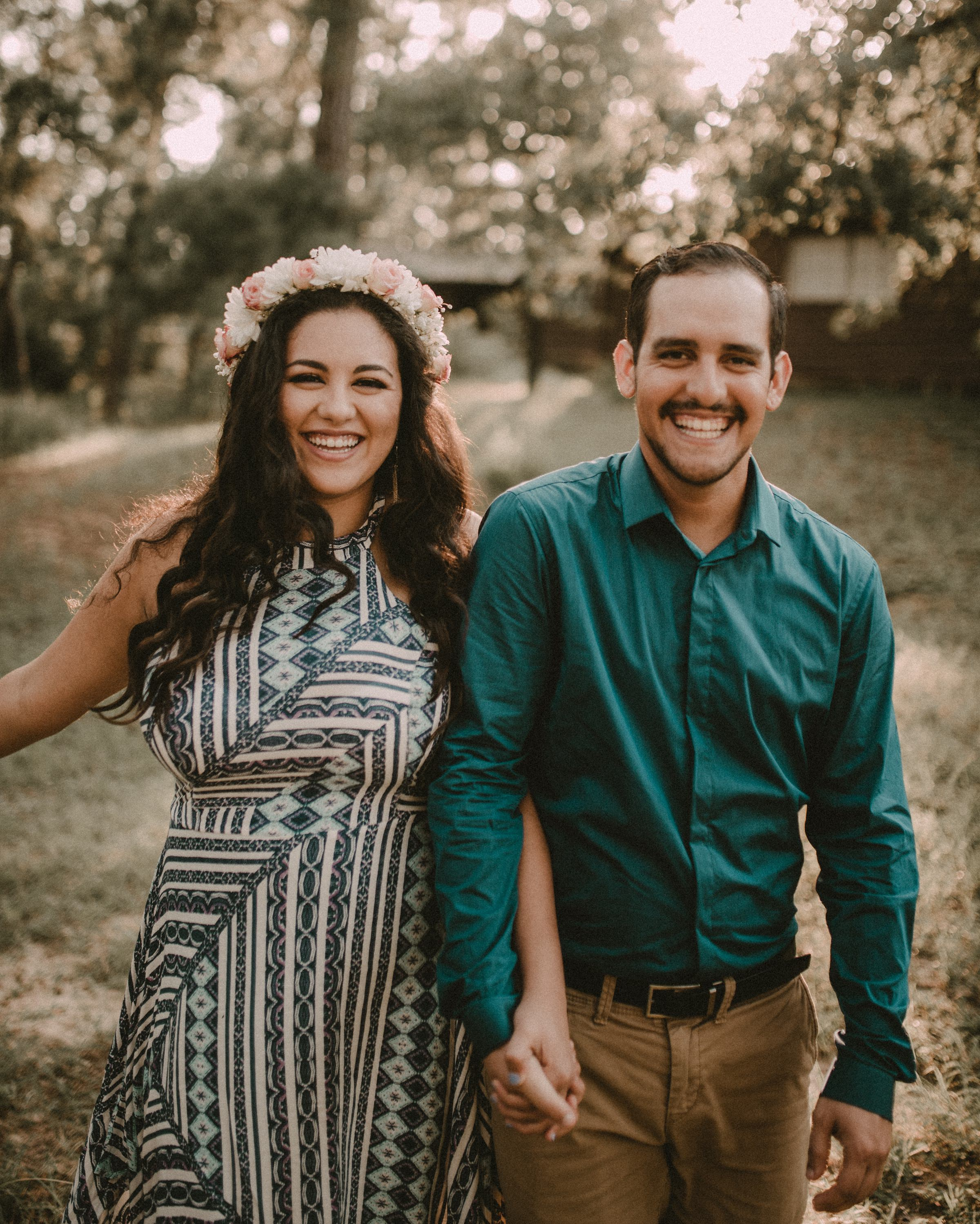 Texas Engagement Photography
