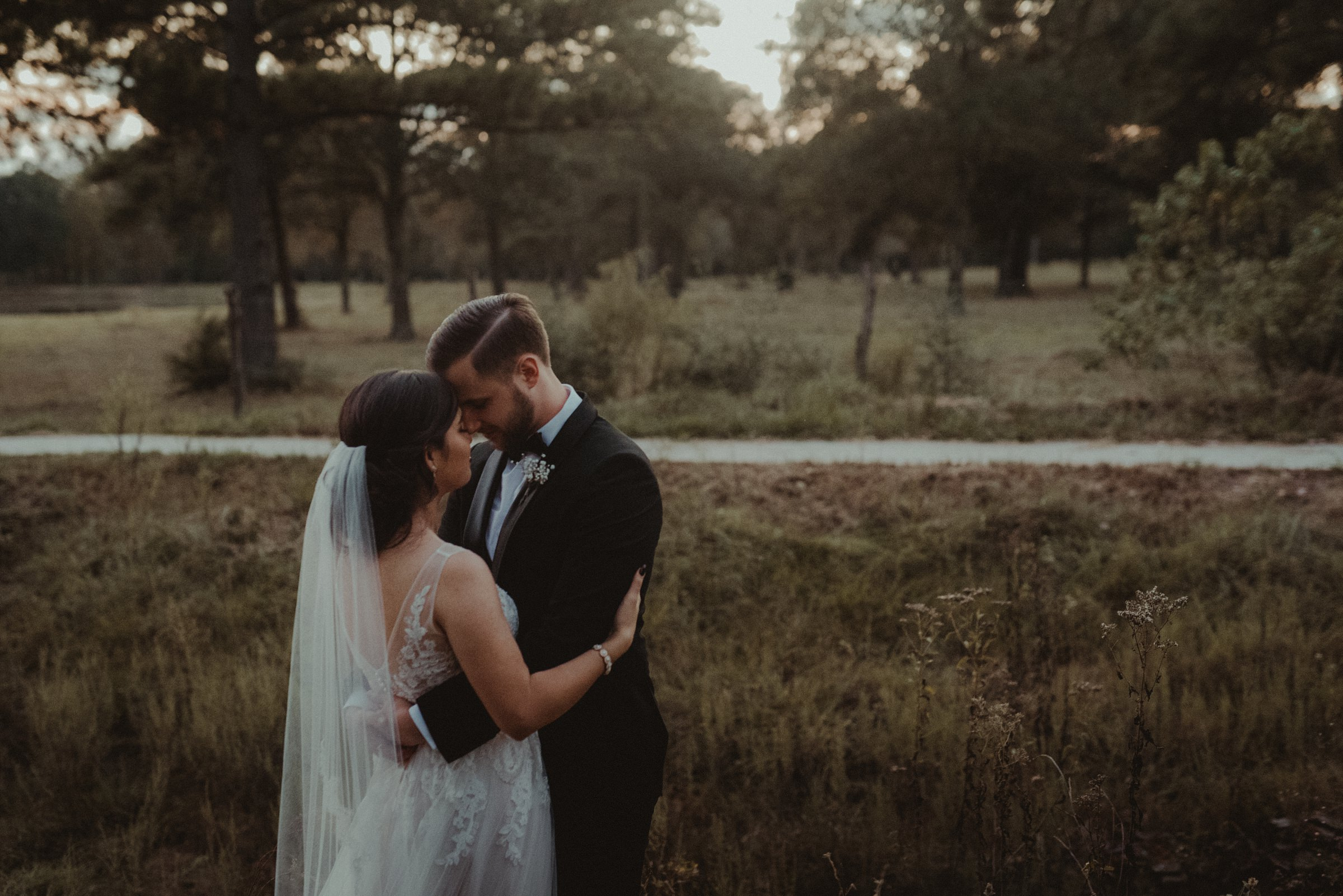 Houston Wedding at The Springs in The Woodlands
