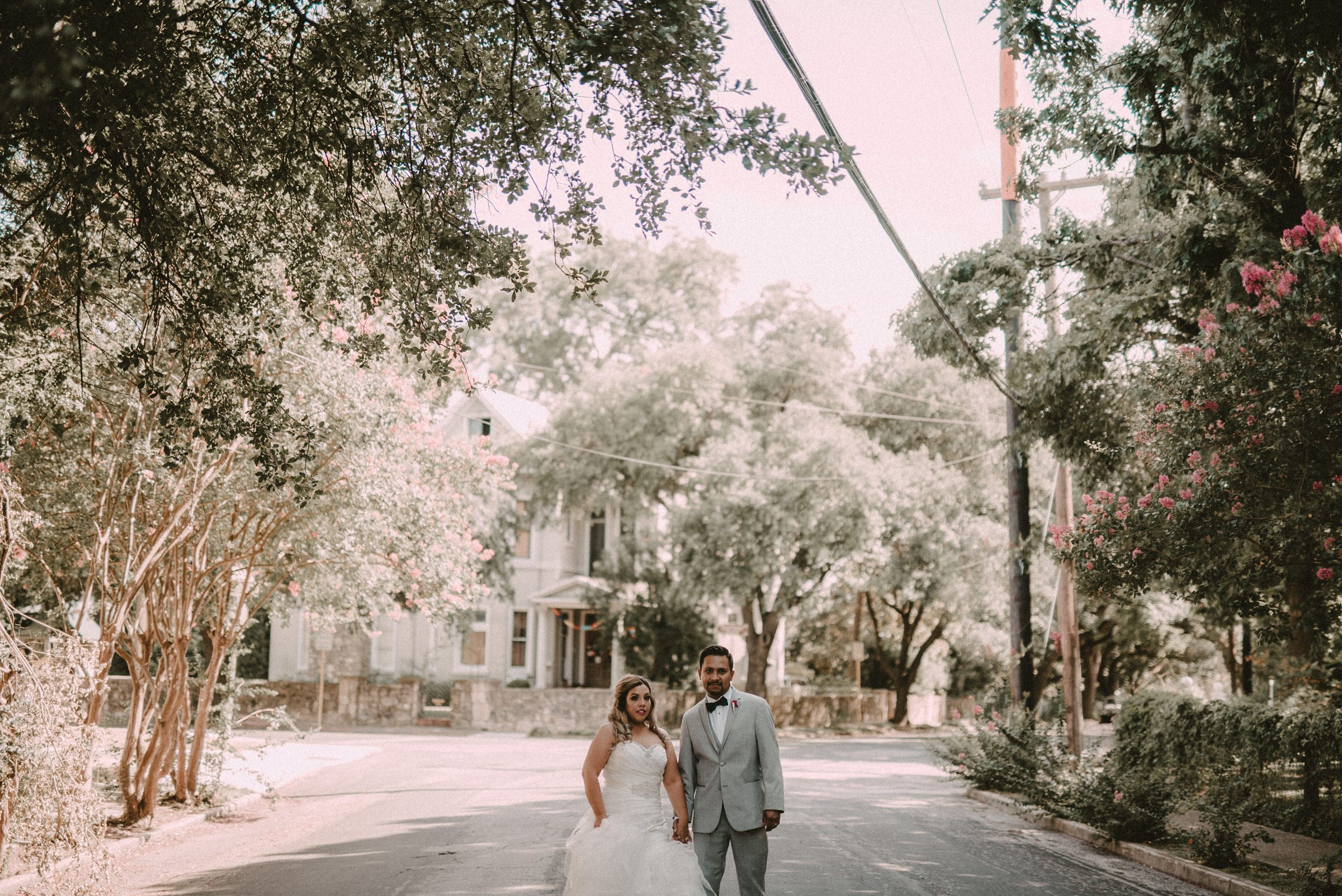 Downtown San Antonio Wedding