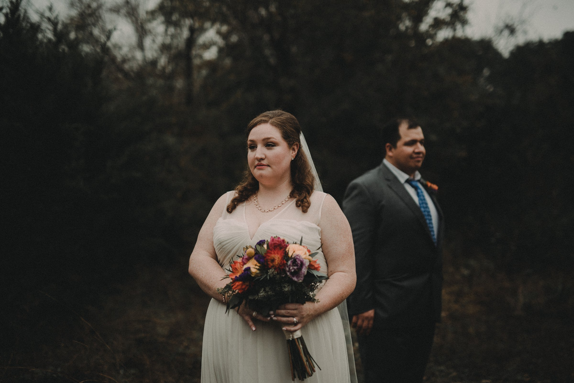 Austin Texas Wedding Portrait