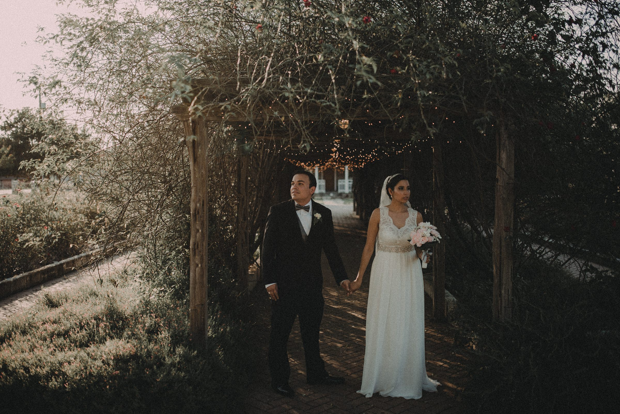 Texas Wedding at New Braunfels Conservation Society