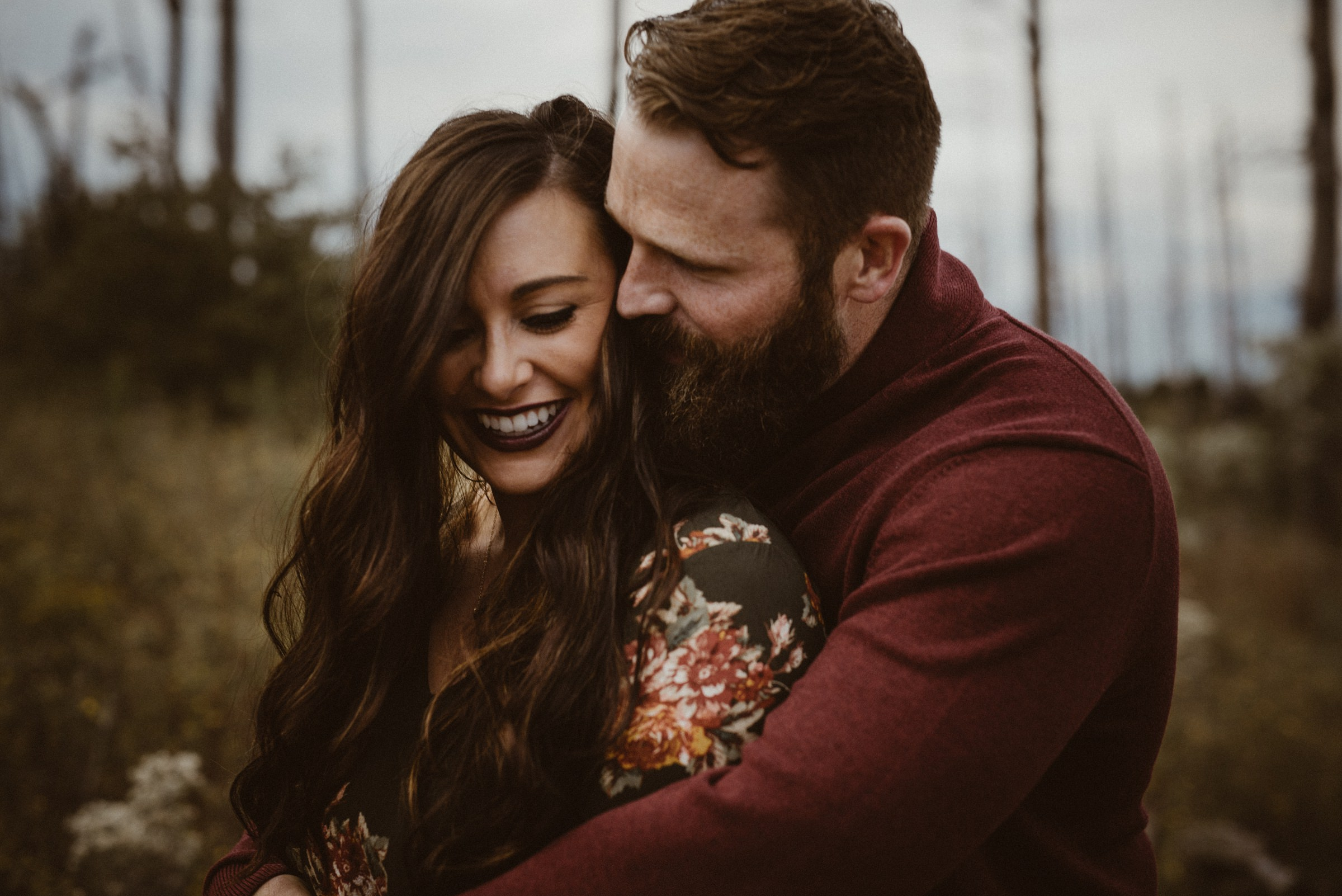 Texas Engagement Photos at Bastrop State Park