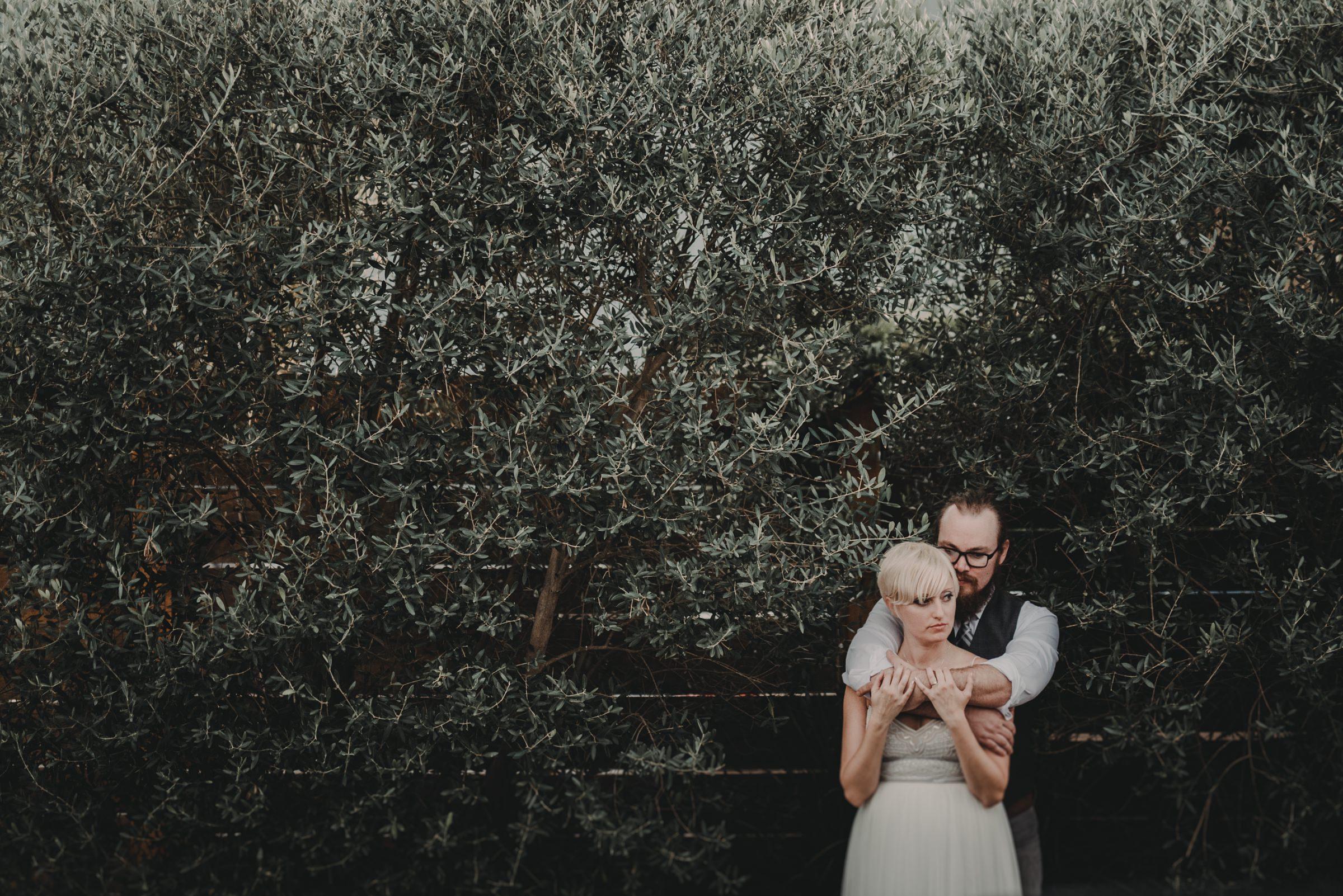 Downtown Austin Wedding at Vuka