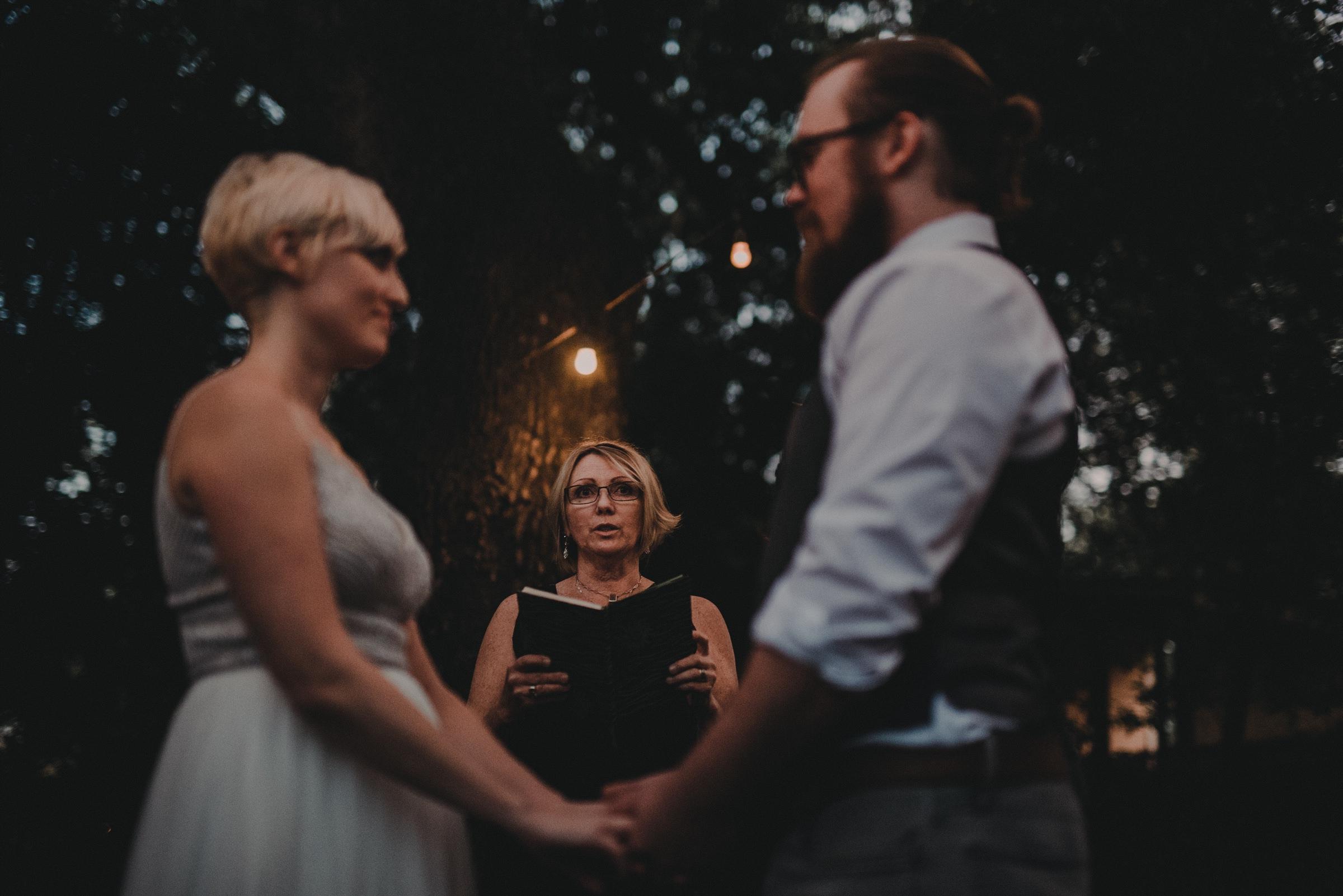 austin moonrise wedding ceremony