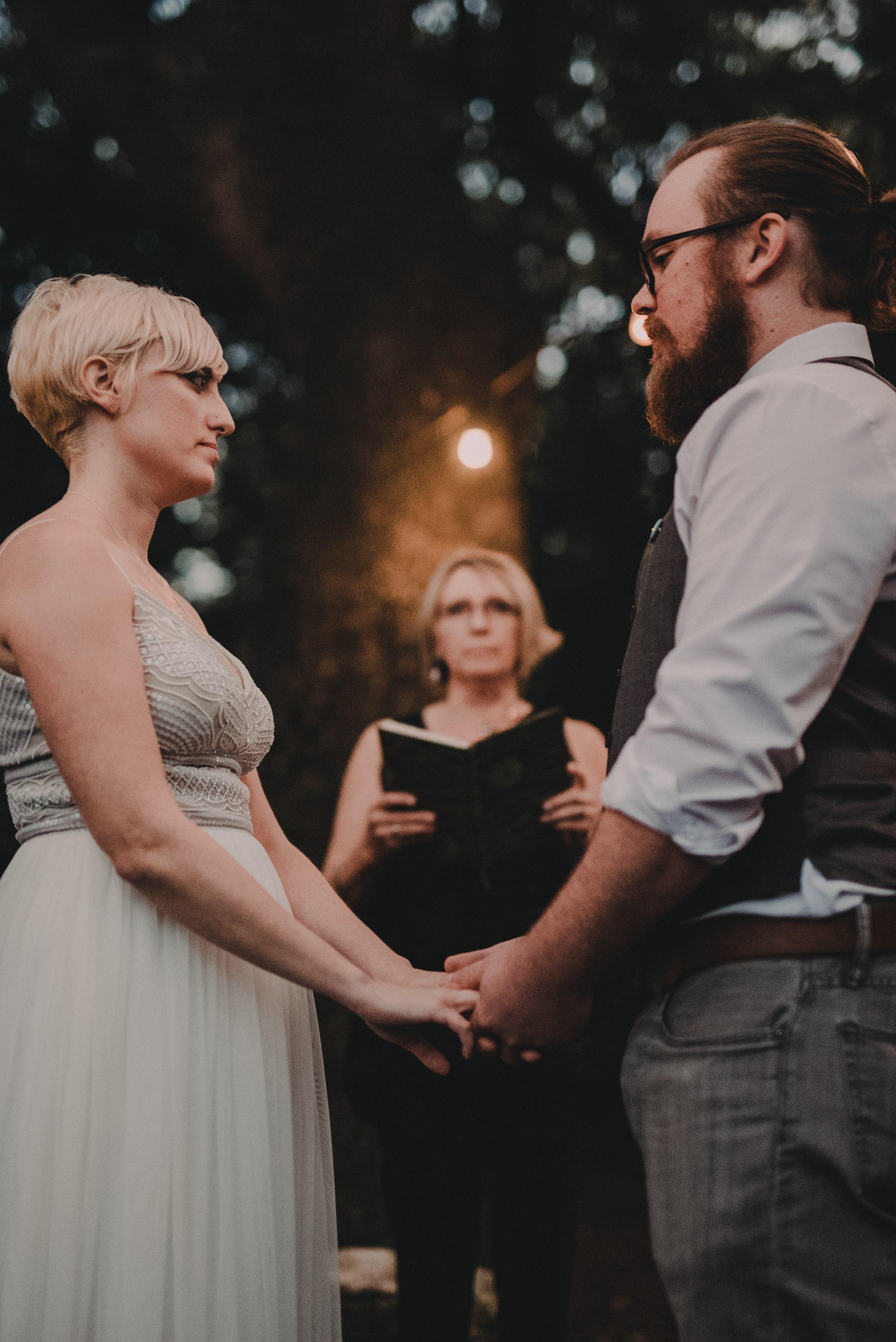 wedding ceremony in austin texas