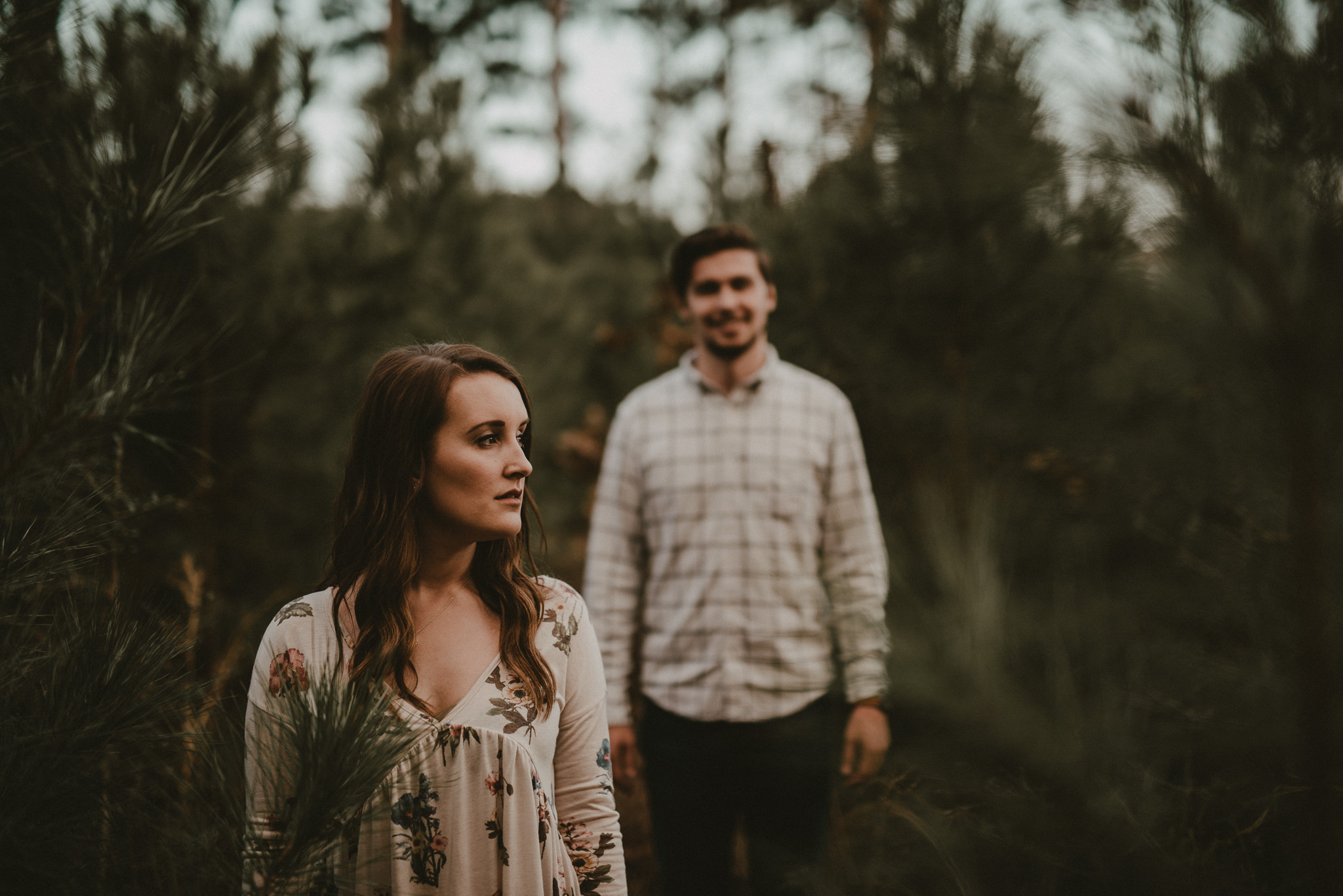 Engagement photos by Donny Tidmore Photography