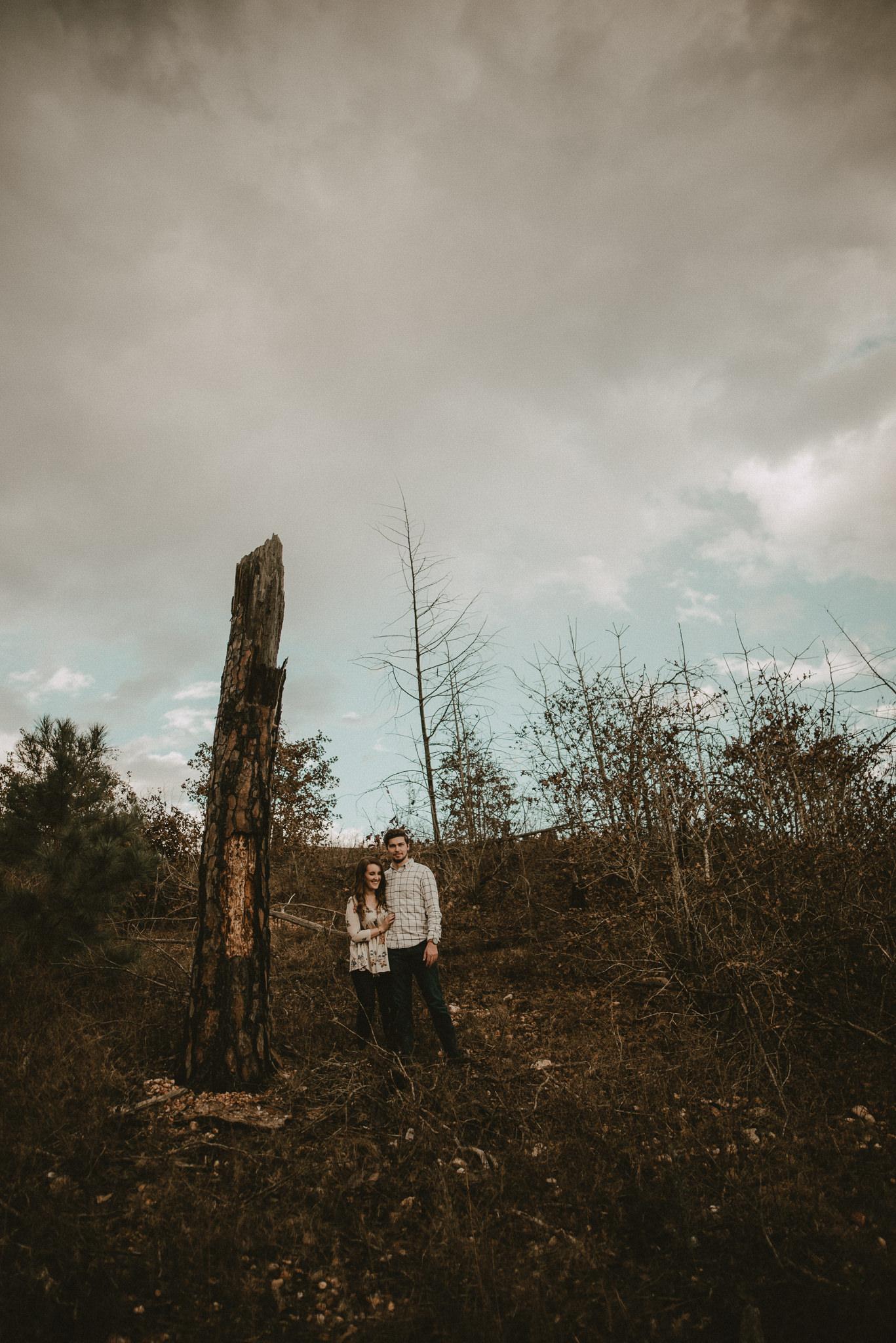 Bastrop State Park couples photos