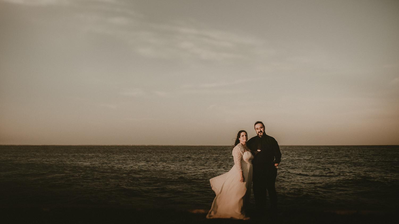 Texas Beach Wedding Photos