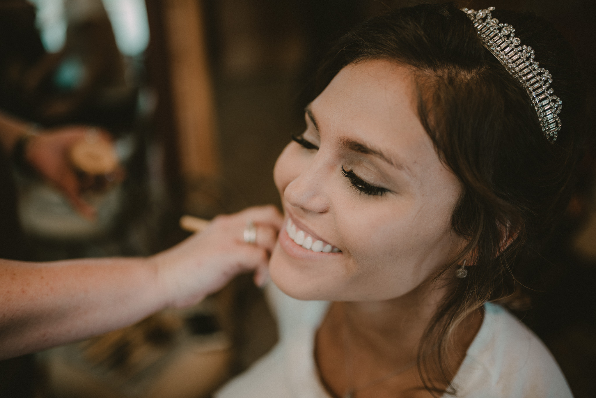 Texas Wedding Bridal Preperation
