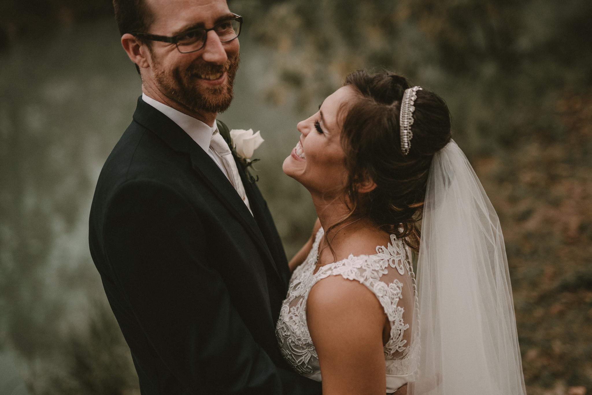 Texas Bride and Groom Portraits