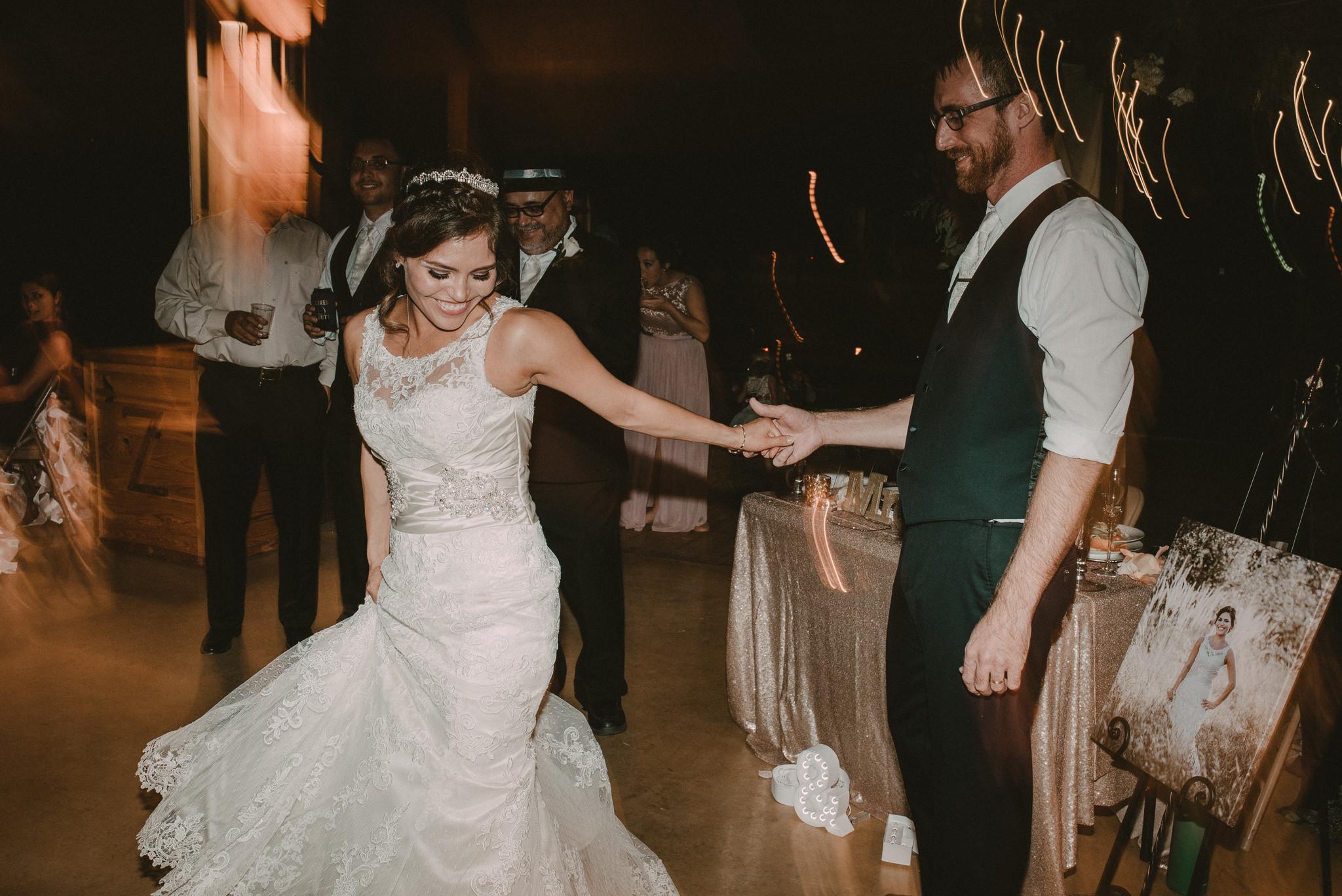 Zedler Mill Wedding First Dance