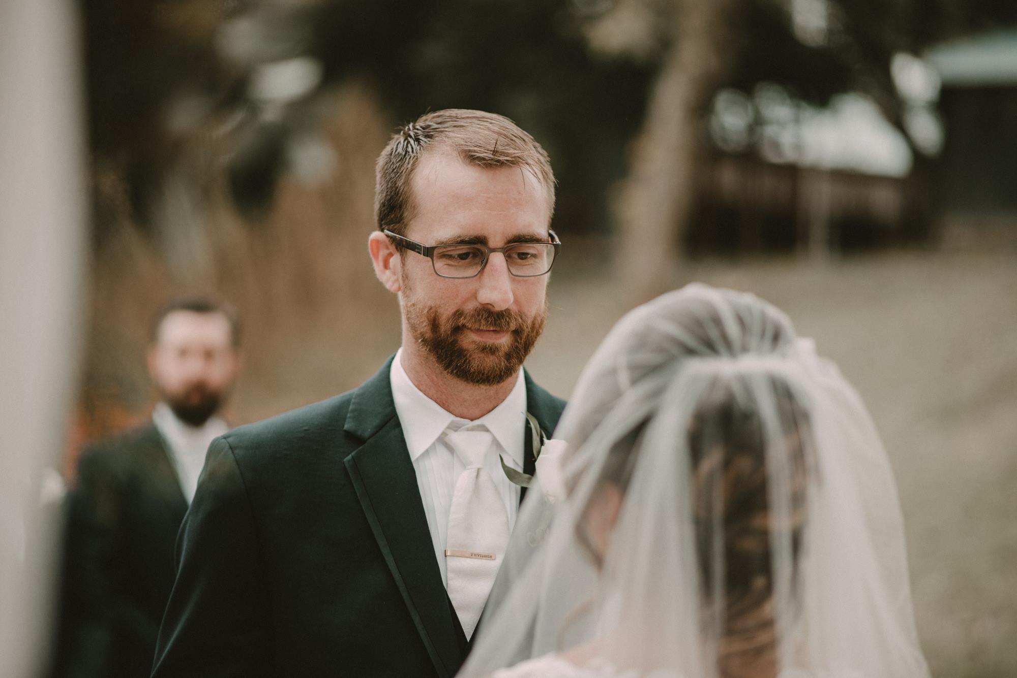 Zedler Mill Wedding Ceremony