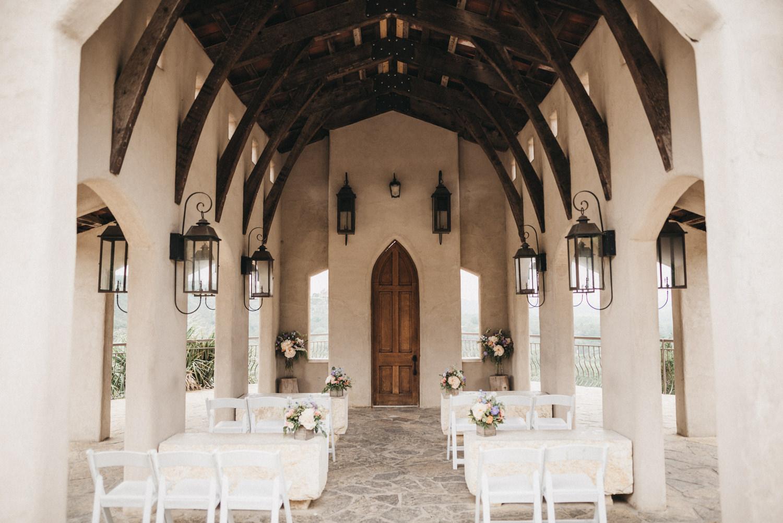 Chapel Dulcinea in Austin, TX