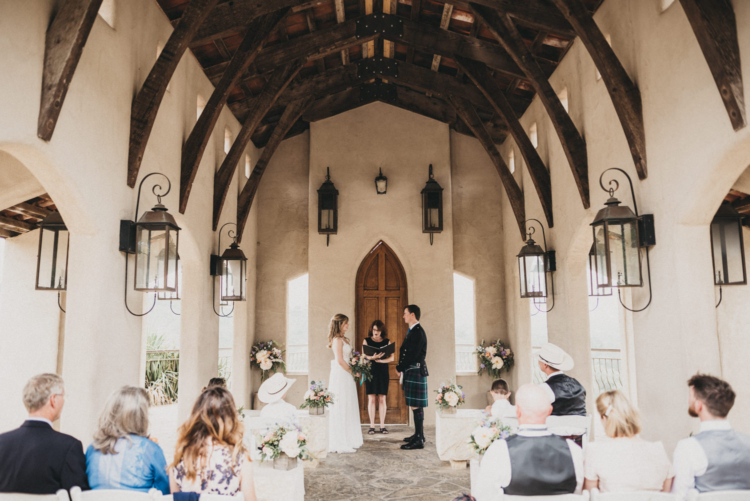 A Scottish Wedding In Austin, TX