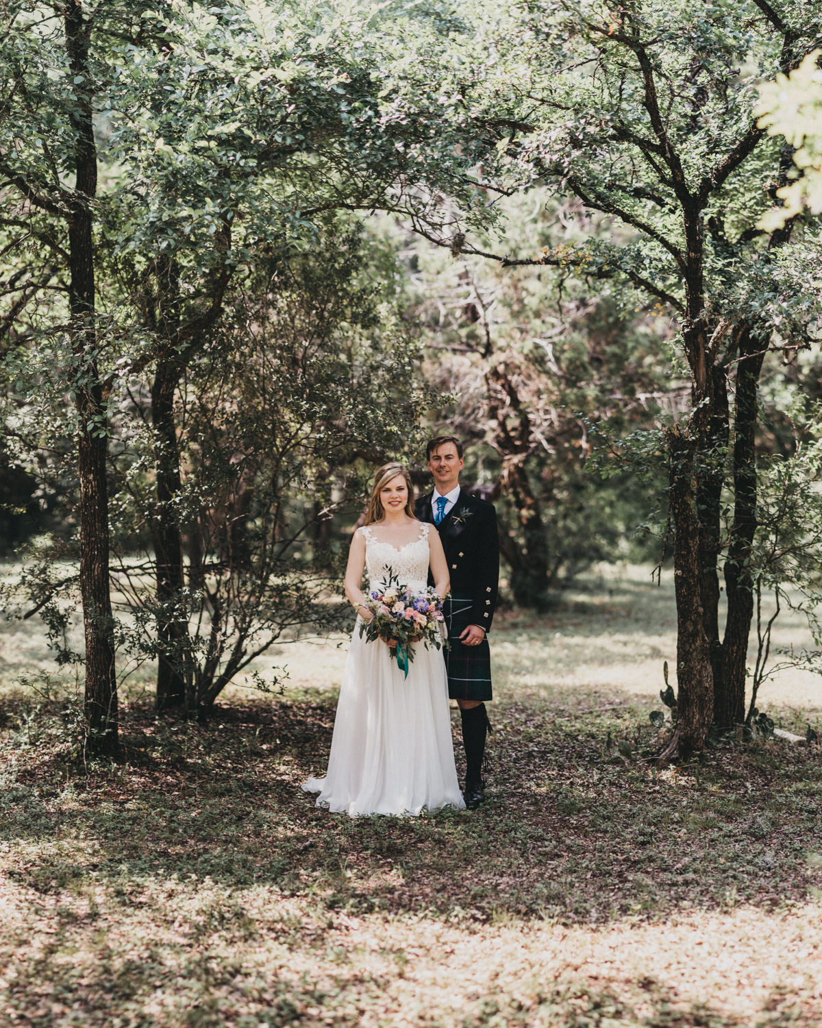 Wedding Portraits in Austin, TX