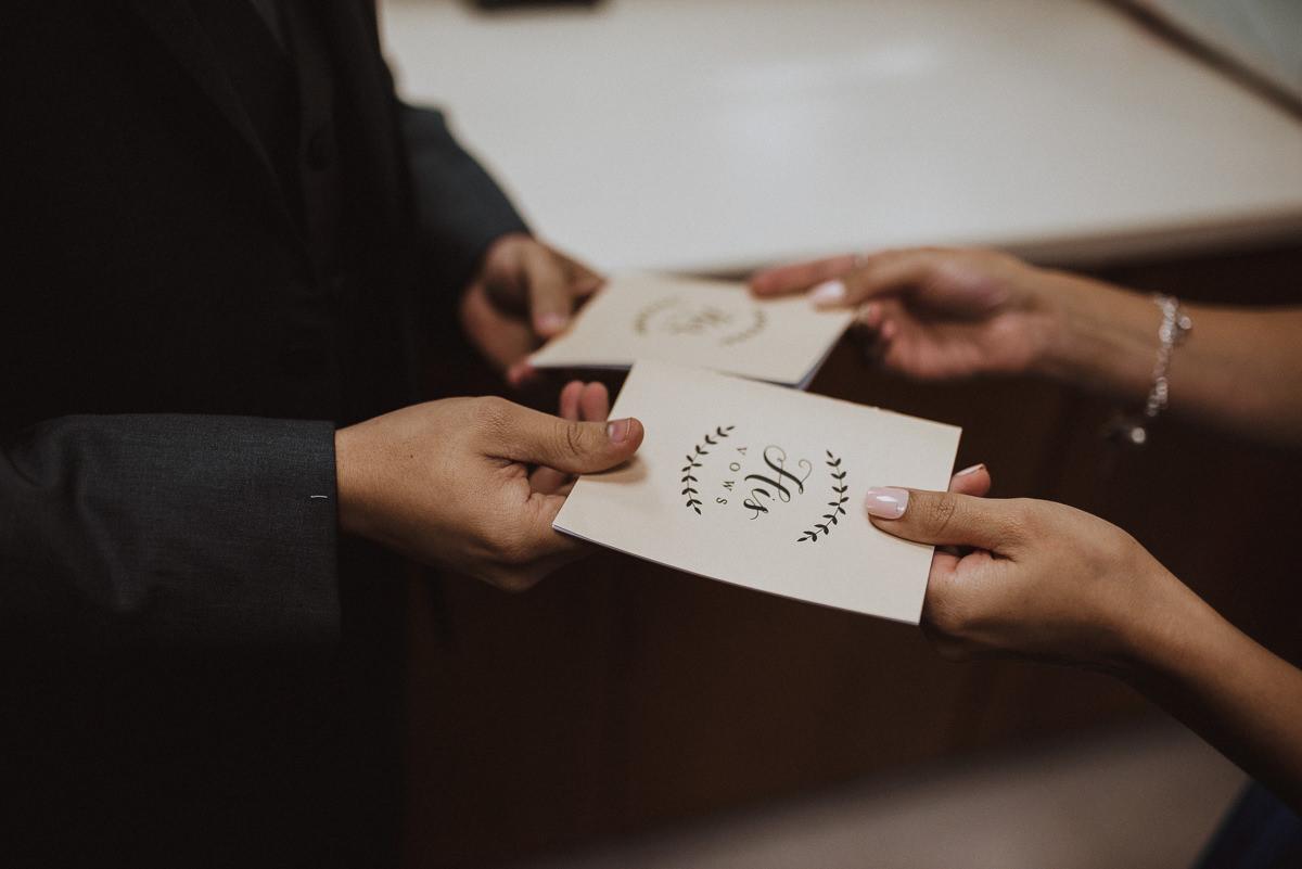 Vow book exchange